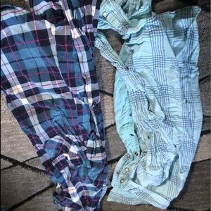 2 flannels